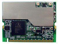 CM9-GP miniPCI 802.11 a/b/g, 19dBm Wireless Card