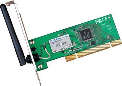 TP-Link 54M Wireless 802.11 b/g PCI Adapter