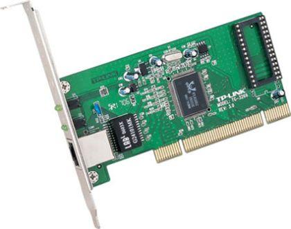 TP-Link 32 bit Gigabit Network Adapter, Realtek Chip