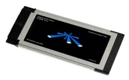 SuperRange Xpress - The World's First 34mm 802.11 a/b/g Long Range Express Card