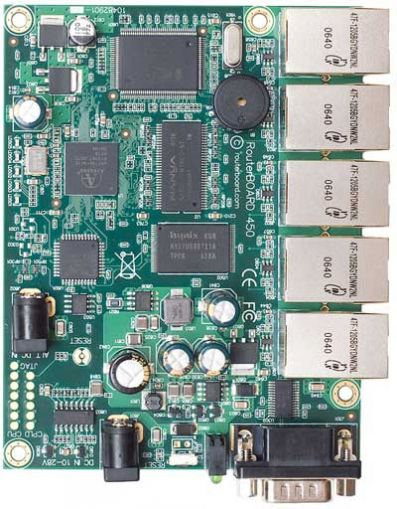 RB450G -  MikroTik Рутер Борд