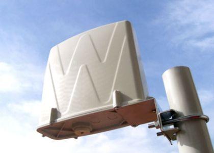 Vesuvius Streamline RBI-1956AP 5-6GHz, 19dBi Integrated Antenna. RouterOS Level 4.