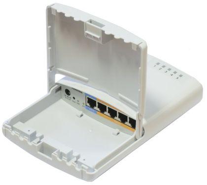 PowerBox - PoE Рутер за Външен Монтаж