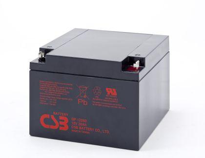CSB GP12260 – 12V 26Ah