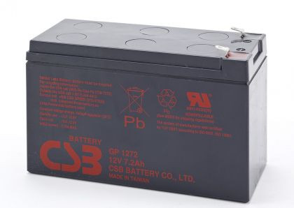 CSB GP1272 – 12V 7.2Ah