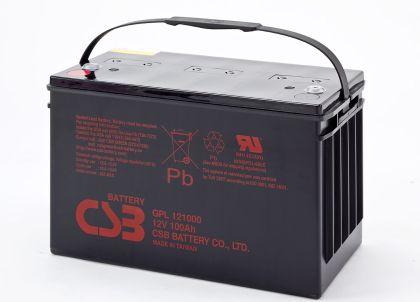 CSB GPL121000 – 12V 100Ah
