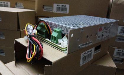 SCP-75-24 - Захранващ Адаптер с функция за зареждане на акумулатор/и 27,6V 2.7A