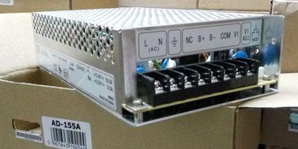 AD-155A - 13.8V, 10.5A - захранващ адаптер с функция за зареждане на акумулатор и UPS