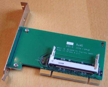 PCI to miniPCI adapter