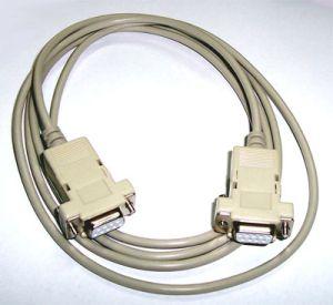 DB9F - DB9F null modem cable