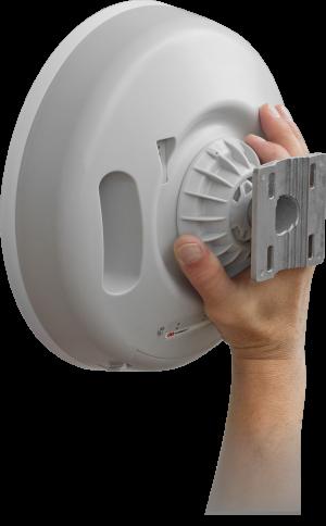 StationBox XL - кутия за външен монтаж с интегрирана антена 19dB 5GHz