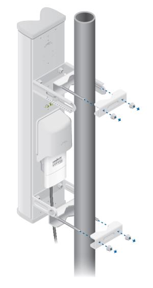 2G-15-120 - AirMax Sector Antenna, 15dBi Gain for 2.4GHz