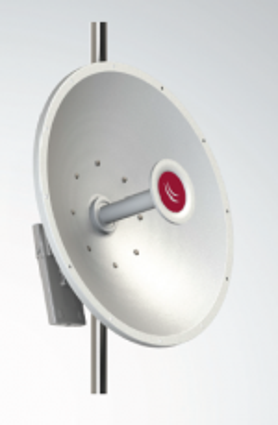 mANT30 Precise - Насочена Параболична Антена 30dBi 5GHz,2x2 MIMO