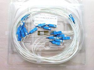 1:8 PLC SPLITTER SC/UPC 900UM 1.5M