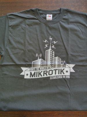 Фланелка MikroTik
