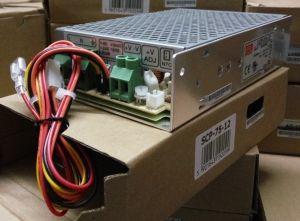 SCP-75-12 - Захранващ Адаптер с функция за зареждане на акумулатори13.8V 5.4A