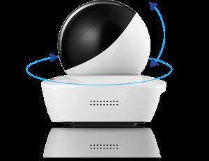 IPC-A46 - WiFi IP Камера 4MPix