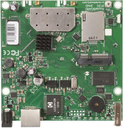 RB912UAG-2HPnD - Рутер Борд 802.11 b/g/n