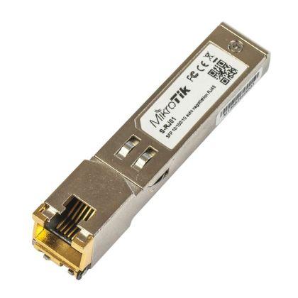 S-RJ01 - MikroTik RJ45 SFP  Copper Модул