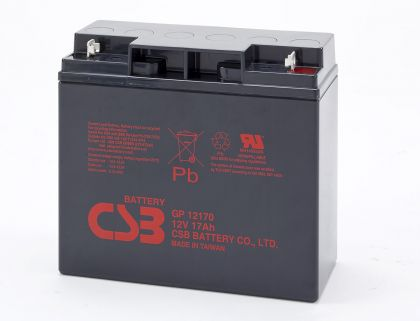 CSB GP12170 – 12V 17Ah