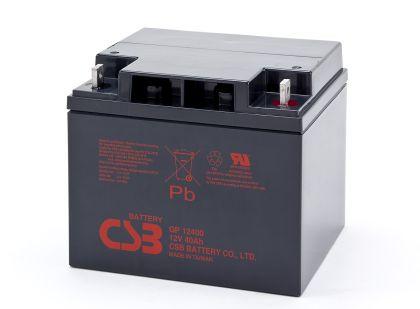 CSB GP12400 – 12V 40Ah