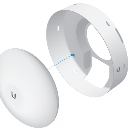 IsoBeam for NanoBeam 16 - Isolator Shield for NanoBeam