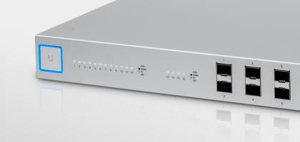 US-16-XG, 10G 16-Port Managed Aggregation UniFi Switch