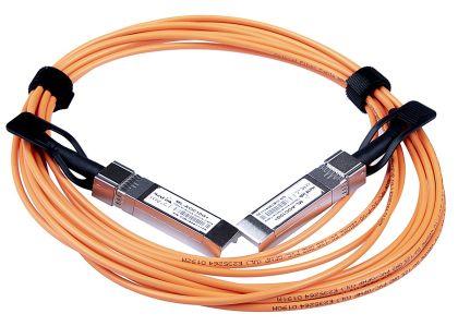 MaxLink 10G SFP+ AOC optical cable, active, DDM, cisco comp., 5m