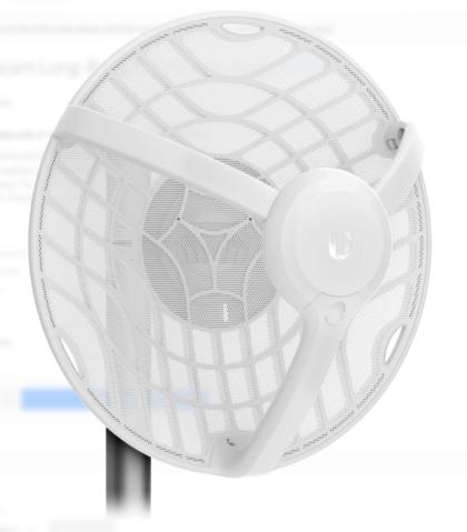 GBE-LR - airMAX GigaBeam Long-Range 60/5 GHz Radio