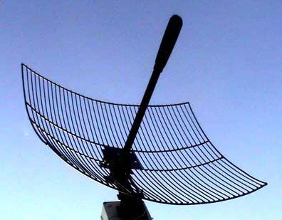24dBi Parabolic Antenna for 2.4GHz