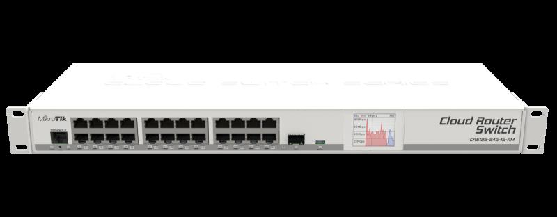 Vesuvius Streamline Crs125 24g 1s Rm Cloud Router
