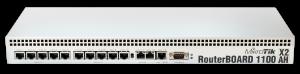 RB1100AHx2 - 1U Rackmount Gigabit Ethernet Router