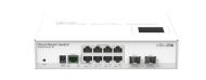 CRS210-8G-2S+IN - Cloud Router Switch