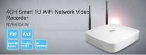 NVR4104-W - 4ch WiFi NVR