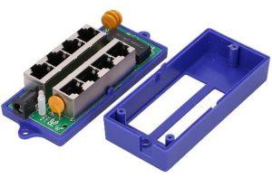 4 Портов Гигабит PoE Инжектор - POE-BOX4-G