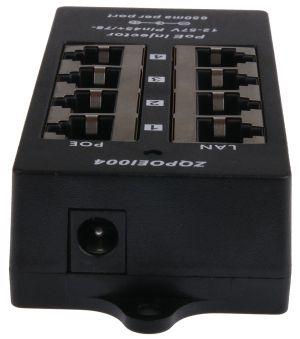 POE-BOX4 - PoE инжектор 4хLAN/PoE